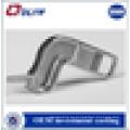 Proveedor de China piezas de recambio de hardware de acero de construcción piezas de cera perdida con servicio de OEM