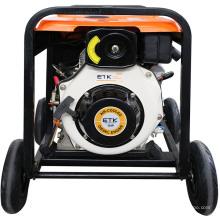 3kw Diesel Generator mit großen Rädern