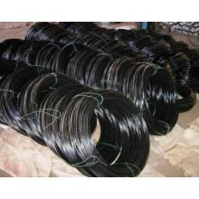 Anping de bajo precio de calibre negro de alambre de hierro negro / negro alambre empate recocido / alambre de hierro de construcción