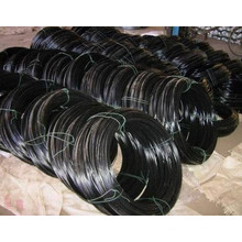 Anping low price 16 gauge black iron wire/black annealed tie wire/construction iron wire