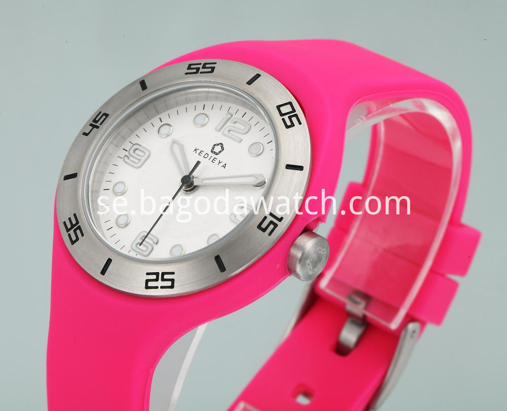 Silicone Band Watches