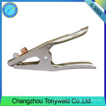 300A American type tig ground clamp earth clamp