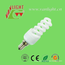 11W E14/E27 Full Spiral Energy Saving Lamps CFL RoHS Bulb
