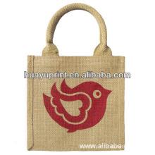 As bolsas da lona carregam a forma handbagAT-1083 do saco