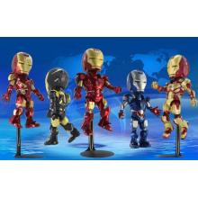 Cadeau de Noël personnalisé PVC Action Figure Doll Toys Publicité