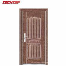 TPS-042A China hizo diseño de puerta de acero inoxidable de alta calidad