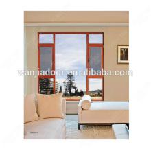 fenêtre à ouverture verticale / fenêtre basculante ouverte / fenêtre à ouverture bidirectionnelle