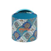 Big Round Classic Style Box pour cadeau