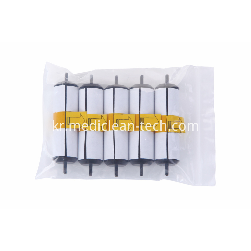 Magicard Black Adhesive Cleaning Rollers