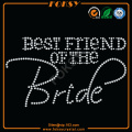 Best Friend Of Bride transferts pour t-shirts en gros