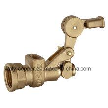 Válvula de flúor de latón forjado para Sounth Amecrican