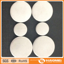 Flat / Domed / Round / Oval / Concave / Rectangle Slugs en aluminium