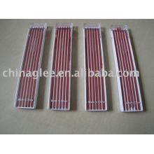 lápis, 2,0 mm cor vermelha