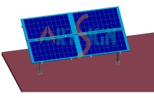 Terrace Ground Solar Mounting Systems