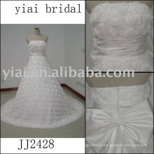 2011 Latest Most Stunning new real arrival high quality crystal stones ball stylerystal embellished wedding gowns 2011 JJ2428