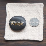 2015 new engraved inspirational stones for massage