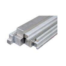 Prix de la tige carrée en acier inoxydable 4mm 2cr13 fini brillant