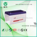 batterie de gel 12v 30ah pour le véhicule électrique