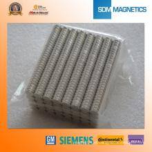 Imanes del sensor de neodimio de N35sh D4.4X6mm para Sw