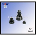 Injection drive shaft rubber boot