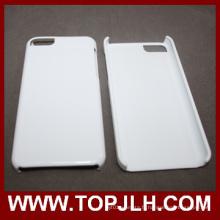 Chaleur presse Sublimation blanc Etui de téléphone Mobile pour l'iPhone 5c