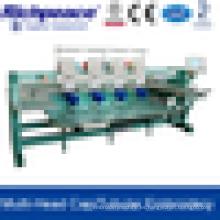 Máquina digital computarizada industrial del bordado del sombrero para la venta