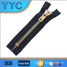 #8 Closed End Metal Zipper Big Zipper for Shoes