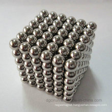High Quality Customized Color D5mm N35 Magnetic Balls