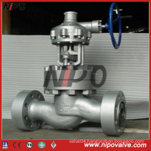 API Cast Steel High Pressure Globe Valve