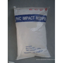 Modificateur d'impact acrylique PVC