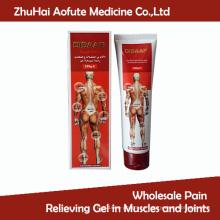 Al por mayor dolor aliviar gel en los músculos y las articulaciones