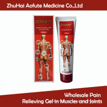 Gel analgésique pour soulager la douleur dans les muscles et les articulations