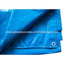Tarpaulin Boat Covers, HDPE Weaving, LDPE Lamination