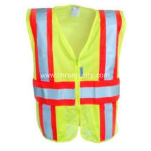 High Visibiliity Yellow Safety Vest