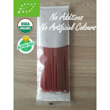 Superfoods: Bio beetroot noodles