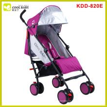 Novo carrinho de bebê de peso leve carrinho de bebê anti-UV guarda-chuva do dossel