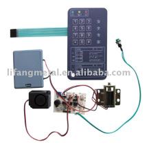 Safe Electronic locks PCB