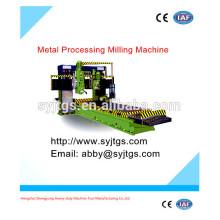 Металлообрабатывающий фрезерный станок цена, предлагаемая на заводе по производству сверлильных фрезерных станков