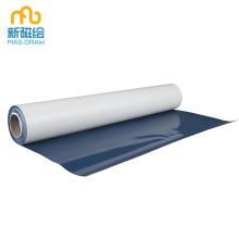 Rouleau de papier pour tableau blanc adhésif crème effaçable à sec