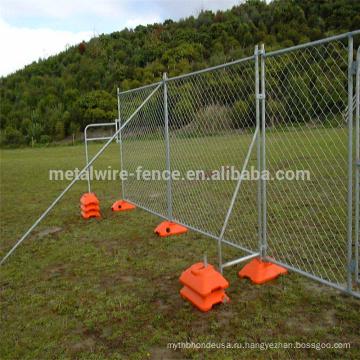временный забор из звеньев цепи для продажи