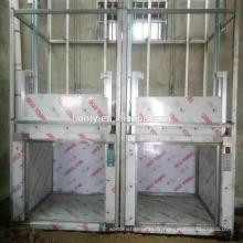 Type de fenêtre verticale Vvvf Hôtel Résidentiel Ascenseur Dumbwaiter