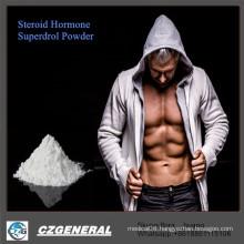 Hormone Bodybuilding Powder 99% Purity Methyldrosta-Nolone Superdrol Steroid Powders