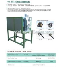 Расширенный горячая распродажа для обработки кабеля вставляют и пресс-машина