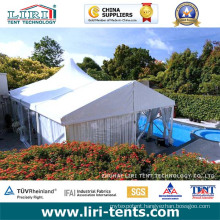 1000 People High Peak Wedding Tents for Outdoor Events