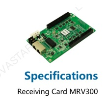 Led display regular receiving card class A MRV300