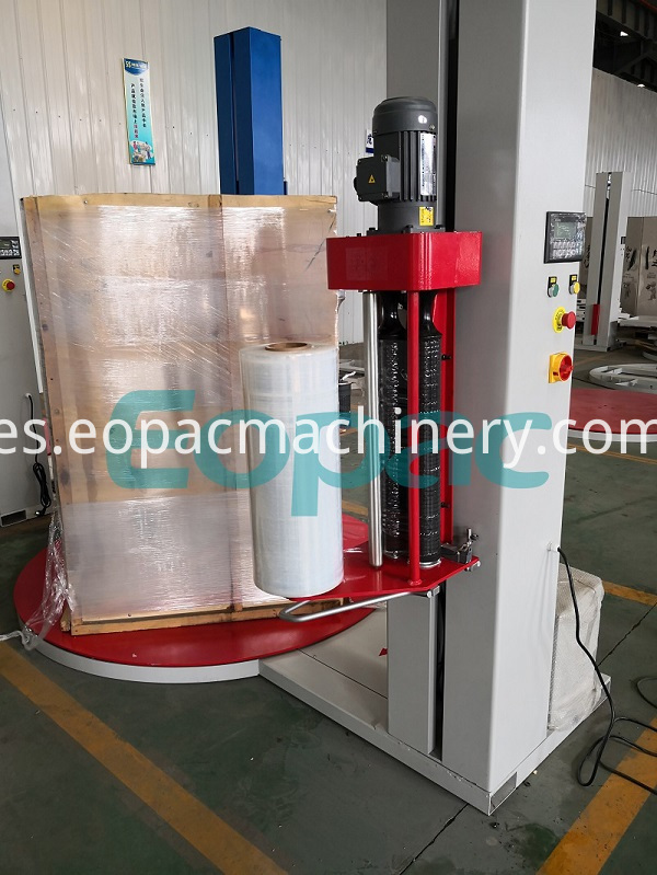 Top Quality Stretch Film Wrapping Machine