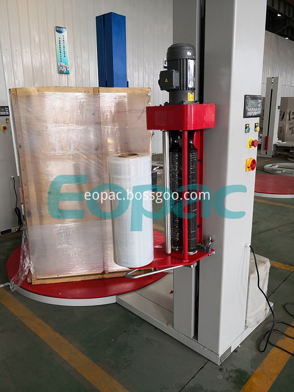Top Quality Pallet Wrap Machine