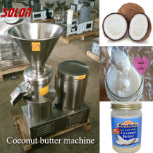 Colloid Mill For Coconut Paste Making Machine