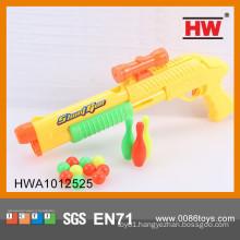 Hot Sale children outdoor ping pong ball gun toy