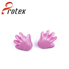 Beautiful Hand Shape, Hot Selling Fancy Button